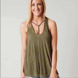 Free People | Amelia Y front top Sz M